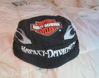 Harley Davison Hollywood Scull Cap