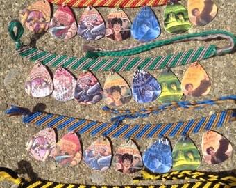 Harry Potter Charm Bracelet
