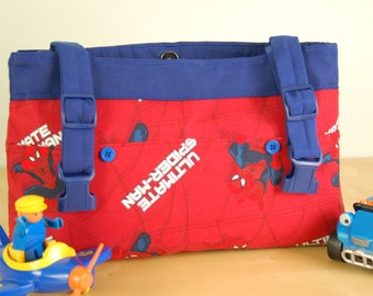 Powerchair - Walker Bag:  Fun Spiderman Bag