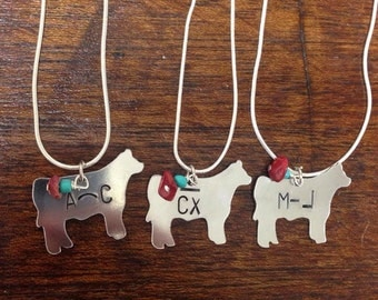 Cow Brand Necklace