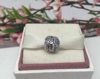 Authentic Pandora Vino Wine Charm For Bracelet