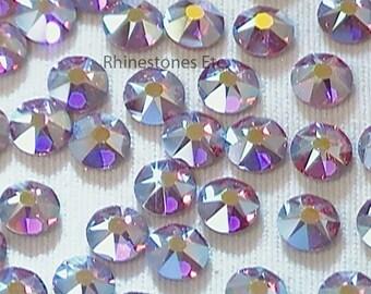 Rose AB 16ss Swarovski Elements Rhinestone Flat back 36 pieces