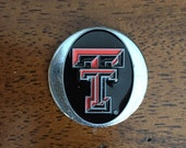 reserved for Michelle: Texas Tech chugger mug