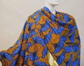 Ankara African Print Knit Wear Shawl | African Print  Shrug | Ankara African Print Poncho | African Print KnitWear | Ankara Knitwear Fabric