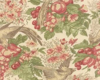 Country Orchard in Cream Birds by Blackbird Designs for Moda - One Yard - 2750 17