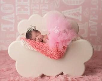 Pink Tutu, Baby Tutu, Infant Tutu- Baby Pink Princess Tutu Newborn- 2T photography Prop Babys First Tutu