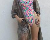 plastic coat