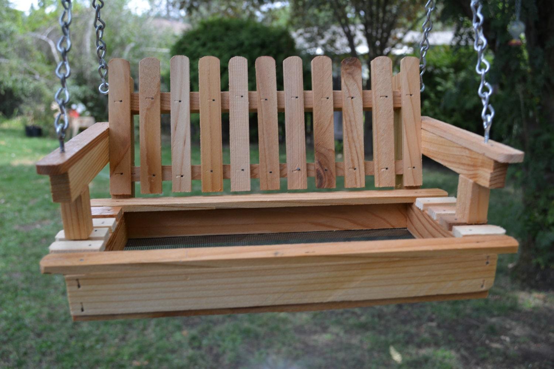 Pallet patio swing -  Zoom