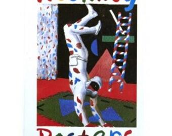 Hockney Posters Book (1987) sku XX3114-R