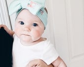 Padded Bow Knit Headband (2 styles to choose from)
