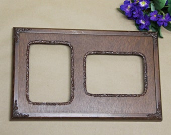 Vintage frame for 5x7 and 7x5