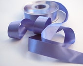 Lupin Double Satin Ribbon 25mm (1 inch) width, Berisfords shade no. 1001
