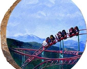 Mountain Roller Coaster - DCP104
