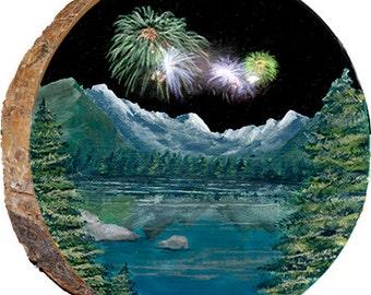 Bear Lake Fireworks - DCP109