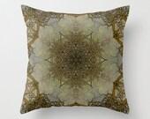Enchanted Guardians Decorative Throw Pillow, Art Throw Pillow, Pillow Covers, Photo Pillow, Fine Art Photography, Digital Art