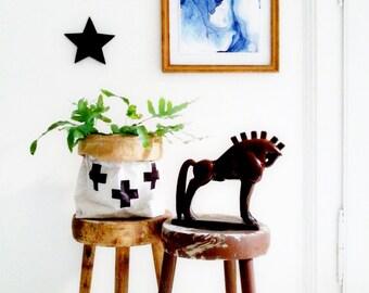 Mid-century Ceramic Horse