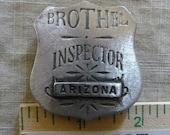 Arizona brothel Badge