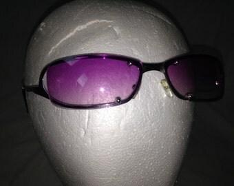 purple princess glasses