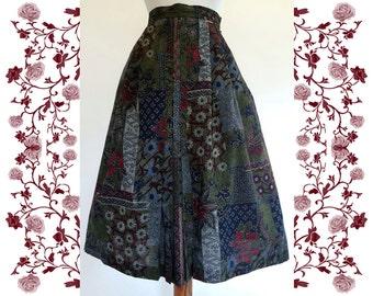 """Vintage """"Geiger"""" Skirt"""