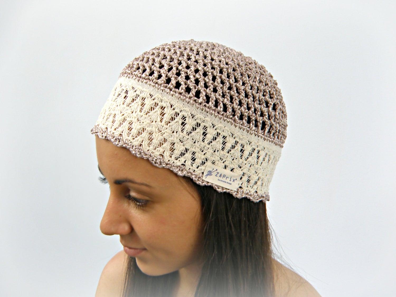 iris summer beanie hat cotton hippie hat summer hats