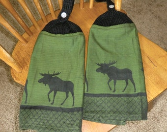 Moose -   ***Linen Towels***