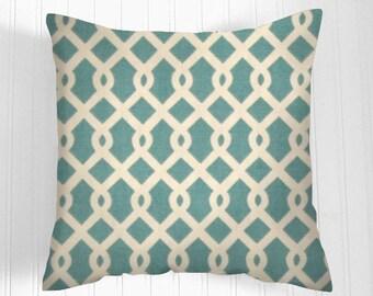 Pillows, Teal (turquoise)   Pillow, Decorative Pillows,  Pillow Covers, Decorative Pillows, Cushion, Pillows, Throw Pillow,   Pillow