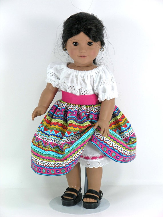 handmade doll clothes for american girl josefina blouse. Black Bedroom Furniture Sets. Home Design Ideas
