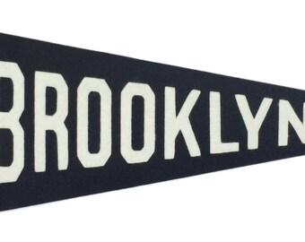 Brooklyn Varsity Pennant