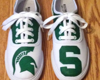 Michigan State University Shoes