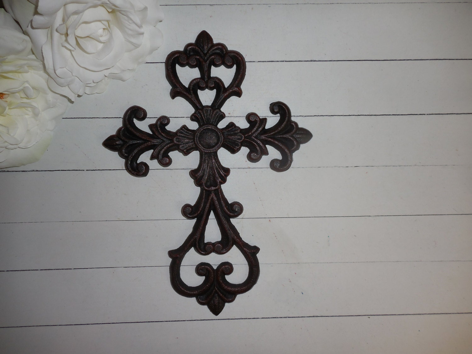 Black cross wall art religious cross home decor cross Home decor wall crosses