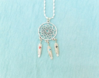 Dream Catcher Necklace / women's jewelry / teen Jewelry / men's jewelry /  boys / girls Jewelry  / jewelry / Native American
