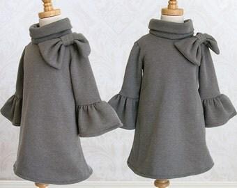 WOMENS Dress pattern pdf, Womens sewing pattern pdf, Ladies pattern, stretch pattern, womens clothing pattern ELKE WOMENS