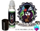 Voodoo Queen Perfume Oil Rollerball