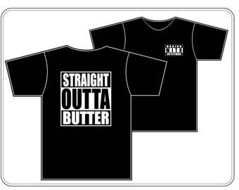 "BWA ""Straight Outta""COLOR Tshirt"