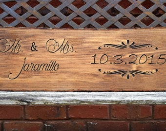 Address Sign Address Plaque Rustic Home Decor By