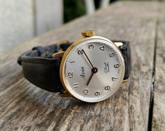 Vintage Swiss Watch, Vintage Ladies Avia Watch, Ladies Vintage Swiss Watch, Free Postage