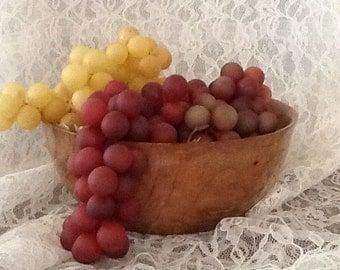 wood fruit bowl, food safe fruit bowl,wood bowl,bowl