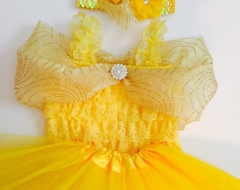 Glamour Bell Costume 3 piece set