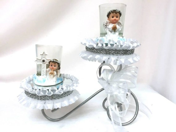 picture holder wedding cake topper christening candle holder cake topper centerpiece 18353