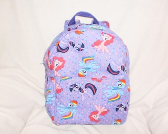 Child's My little pony  backpack