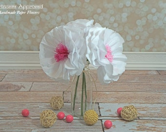 Poppies Seven Inch Set of Three