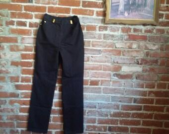 ST JOHN Pants St John Marie Gray Pants Sport Trousers Knits // St John Sport