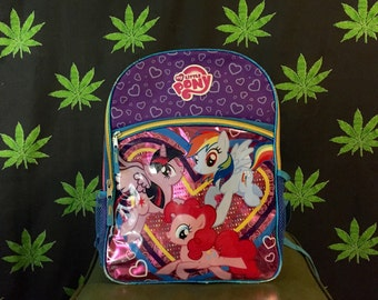 90s My Little Pony PVC Backpack