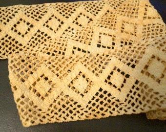 Vintage Lace/Crochet Trim