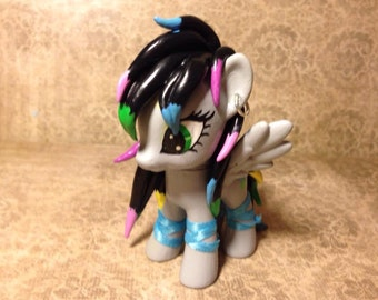 Custom Pony Oc Figures