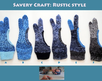 Cotton Drawing Gloves