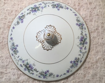 Casserole replacement lid - Violette by Noritake