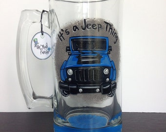 Jeep Beer Etsy