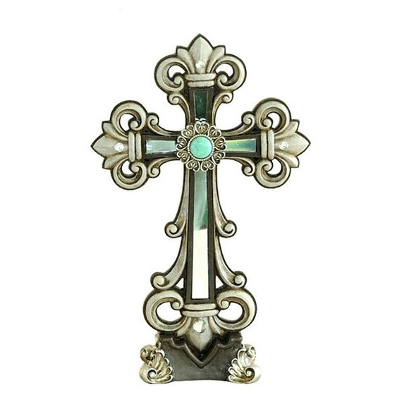 Items Similar To Western Standing Cross On Etsy