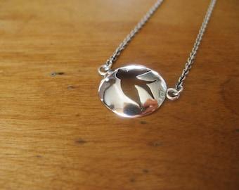 Bird necklace